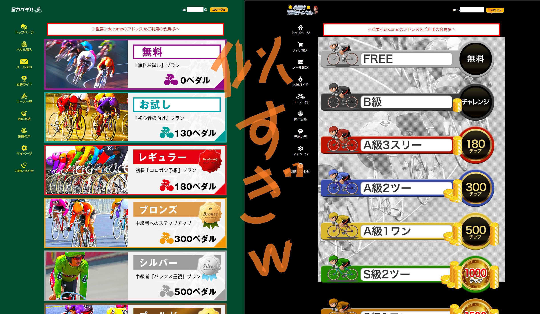競輪予想サイト「全力ペダル」は「必勝!競輪チャンネル」