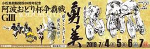 阿波踊り杯争奪戦(GⅢ)の勝ち方